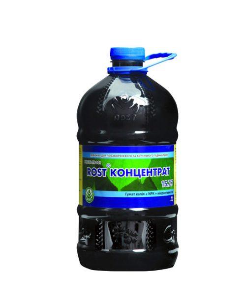 Рост-концентрат Калійний NPK 5+10+15, 4л